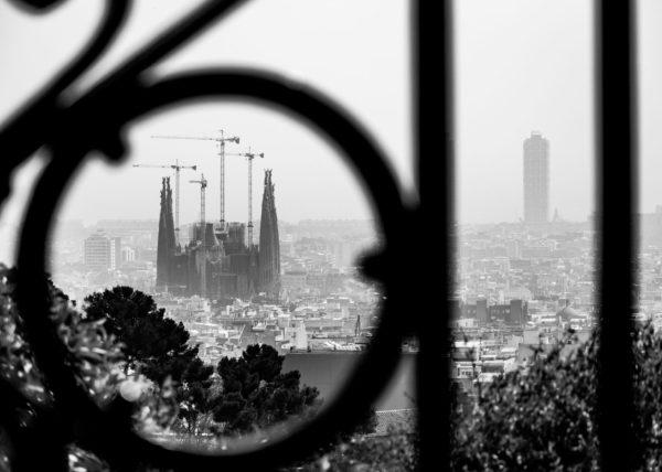 Barcelone 2011-Sagrada Familia N&B 1400px-0331