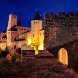Carcassonne, Cité médiévale-Languedoc