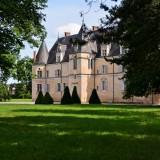 Château de Fléville devant Nancy, Lorraine