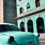 La Havane, avenue Simon Bolivar-Cuba