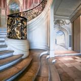 Nancy, Hôtel de Ville (Escalier d'honneur)
