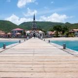 Martinique, Anse d'Arlet, église