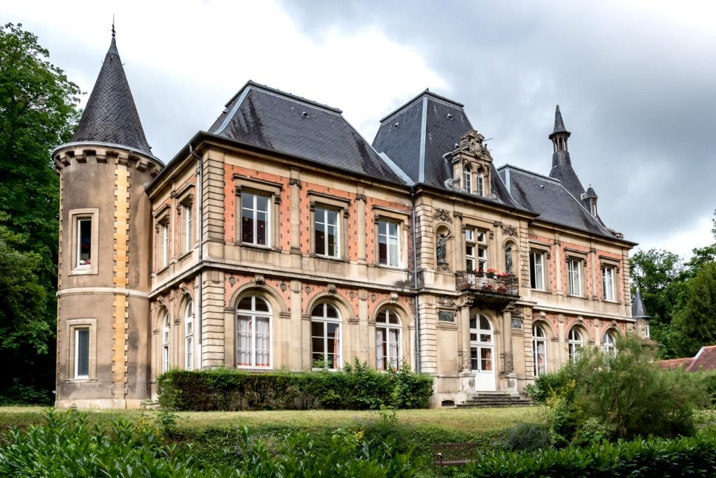 Château de l'Asnée-Domaine de l'Asnée-Villers les Nancy 1400px-1576