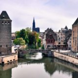 Ponts Couverts - Petite France - Cathédrale Notre Dame